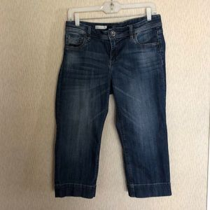 Kut from the Kloth crop jeans size 6